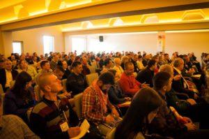 Больше 200 участников за полгода до конференции. Список