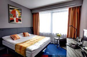 Фото Mercure Kyiv Congress – отеля конференции. Стоимость номеров
